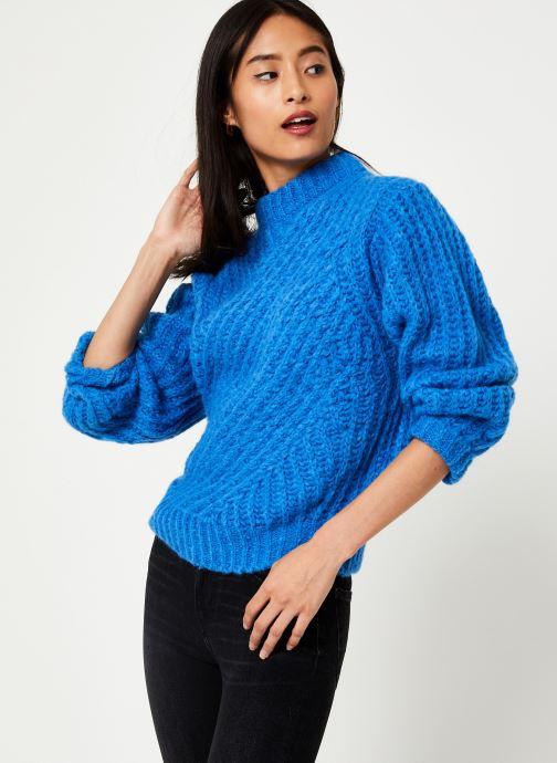 Vêtements CKS Women KAMIANSKE Bleu vue droite