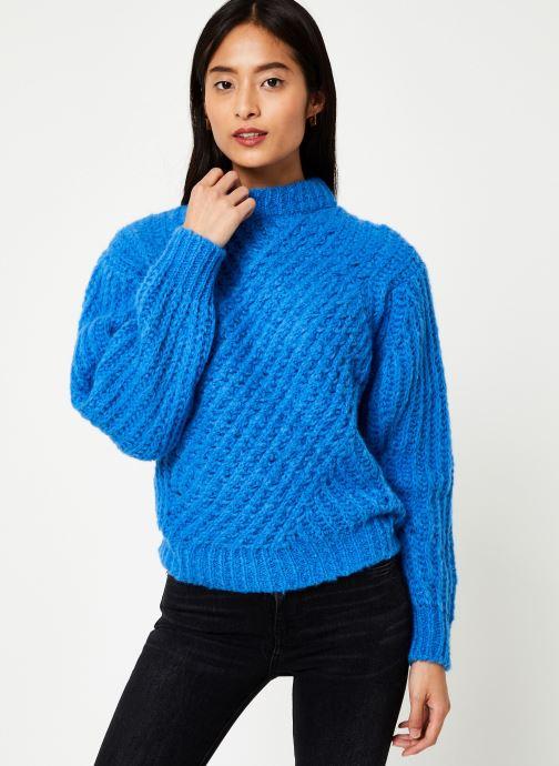Vêtements CKS Women KAMIANSKE Bleu vue détail/paire