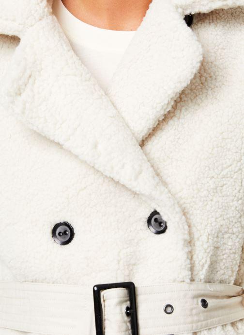Vêtements CKS Women CARDIFF Blanc vue face