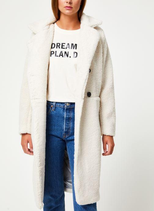 Vêtements CKS Women CARDIFF Blanc vue droite