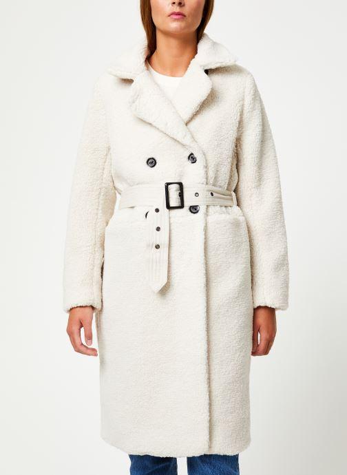Vêtements CKS Women CARDIFF Blanc vue détail/paire