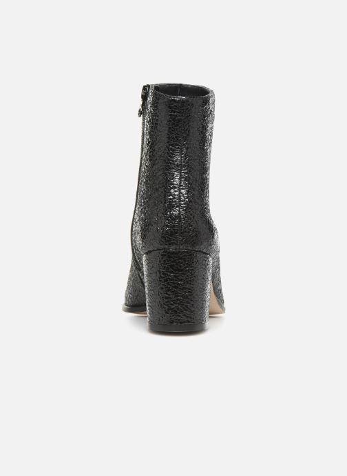 Bottines et boots Craie AVENIR Noir vue droite