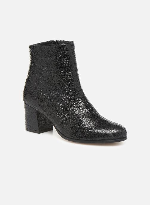 Boots en enkellaarsjes Craie AVENIR Zwart detail