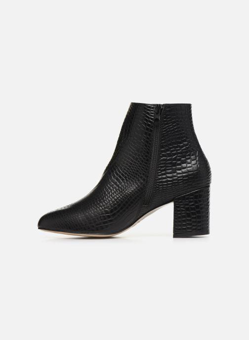 Bottines et boots Craie APRIL Noir vue face