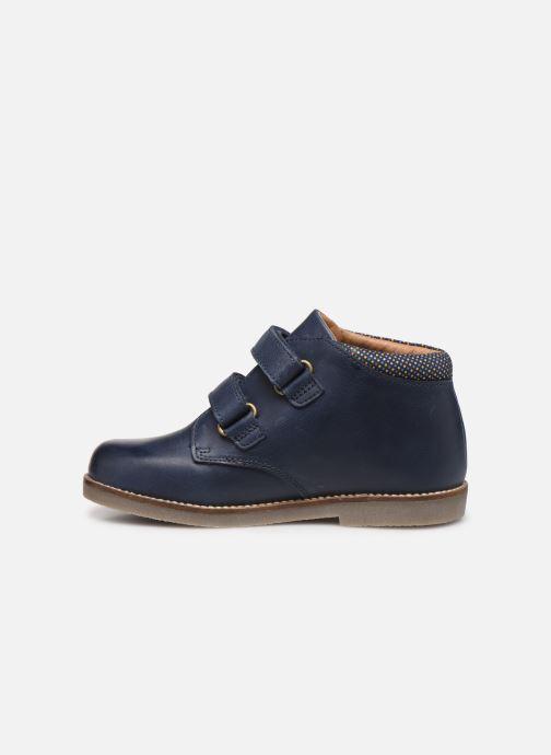 Boots en enkellaarsjes Aster Sastien Blauw voorkant
