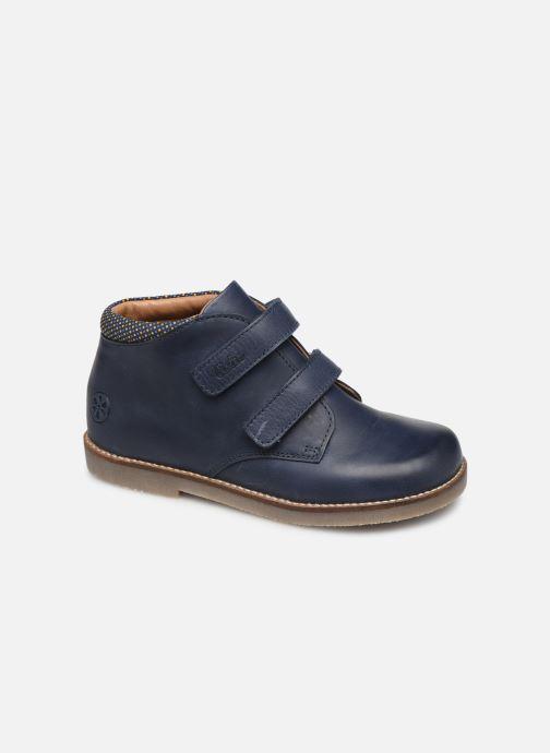 Bottines et boots Aster Sastien Bleu vue détail/paire