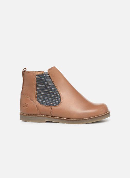 Boots en enkellaarsjes Aster Stic Bruin achterkant