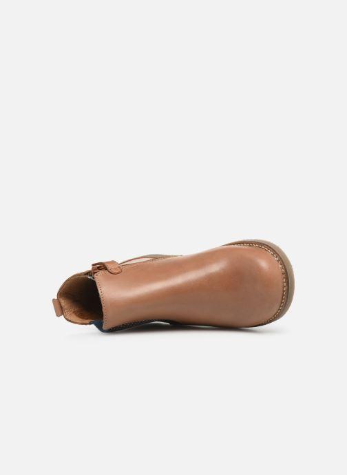 Boots en enkellaarsjes Aster Stic Bruin links