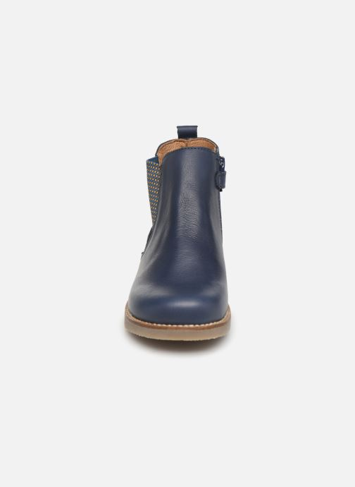 Stiefeletten & Boots Aster Stic blau schuhe getragen