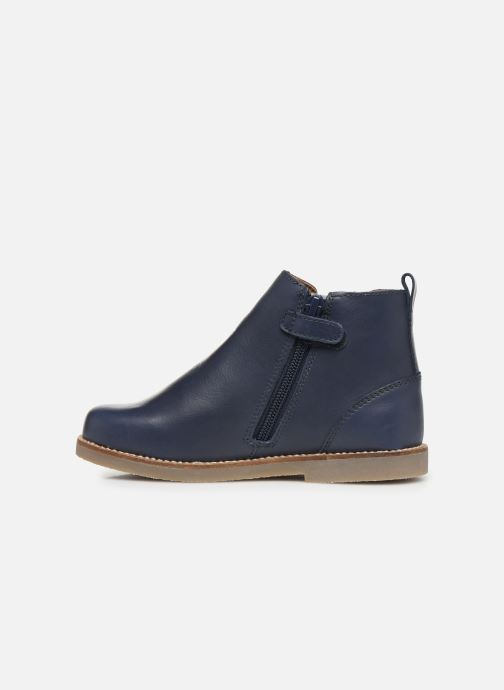 Ankle boots Aster Stic Blue front view
