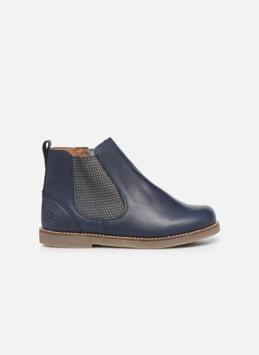 Ankle boots Aster Stic Blue back view
