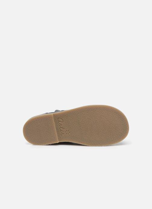 Stiefeletten & Boots Aster Stic blau ansicht von oben