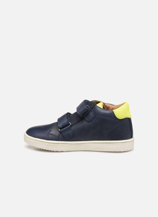Sneakers Aster Waouh Azzurro immagine frontale