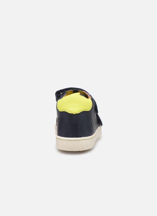 Sneakers Aster Waouh Azzurro immagine destra