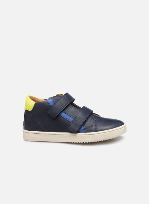 Sneakers Aster Waouh Azzurro immagine posteriore