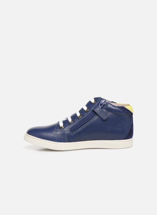 Sneakers Aster Yurl Azzurro immagine frontale