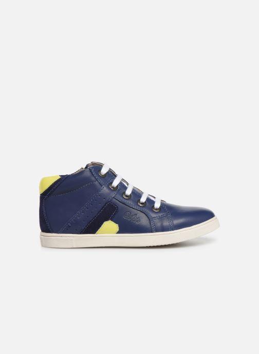 Sneaker Aster Yurl blau ansicht von hinten