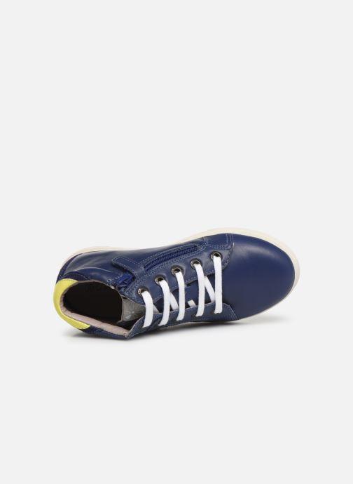 Sneakers Aster Yurl Azzurro immagine sinistra