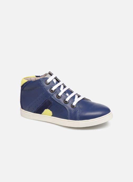 Sneaker Aster Yurl blau detaillierte ansicht/modell