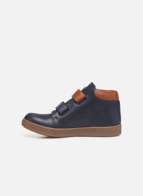 Sneakers Aster Sijac Azzurro immagine frontale