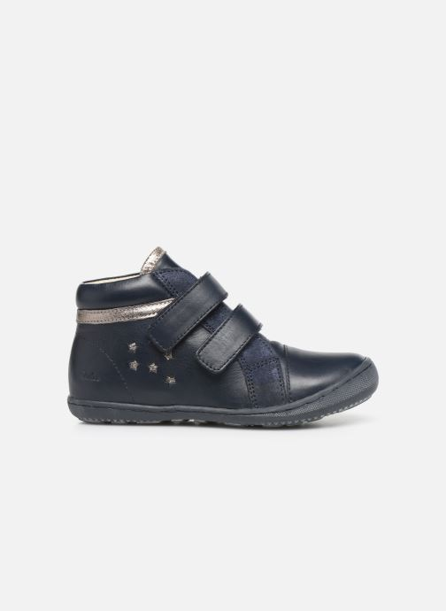 Stiefeletten & Boots Aster Fanko blau ansicht von hinten