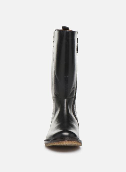 Bottes Aster Wali Noir vue portées chaussures