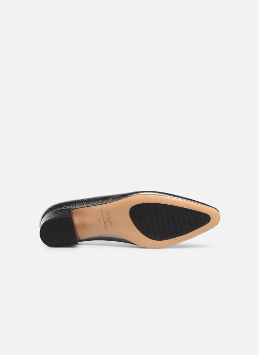 Zapatos de tacón Parallèle Hiva C Plateado vista de arriba