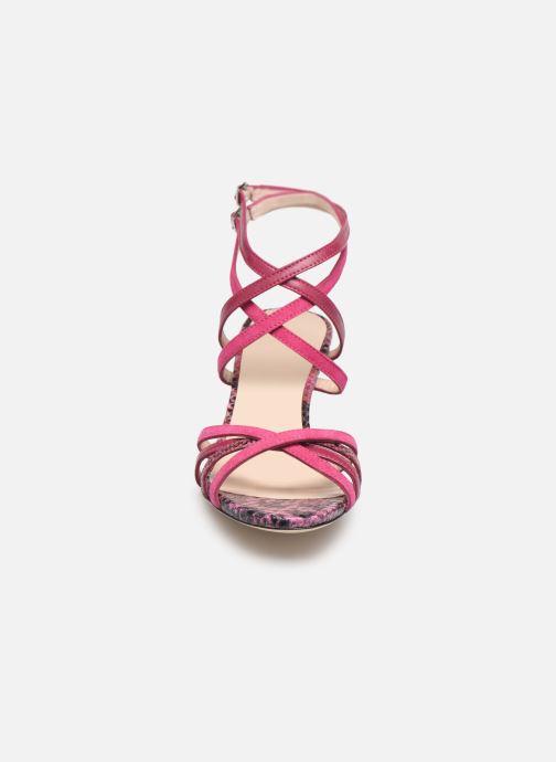 Sandalen Parallèle Inaga C rosa schuhe getragen