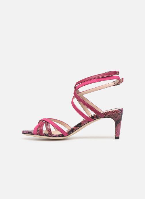Sandalen Parallèle Inaga C rosa ansicht von vorne
