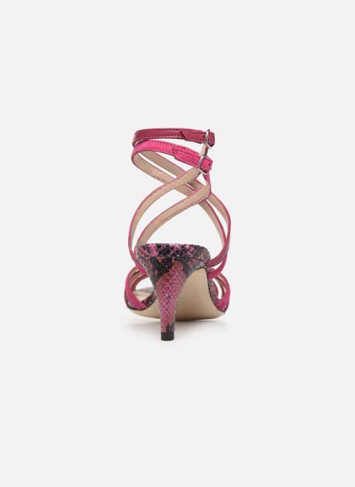 Sandalen Parallèle Inaga C rosa ansicht von rechts