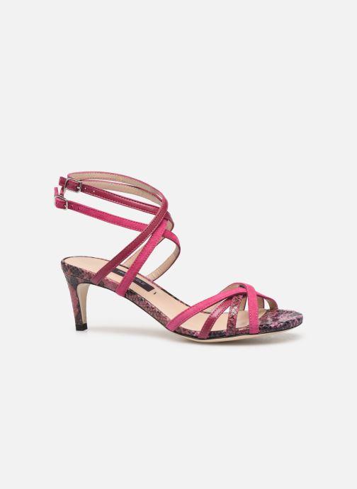 Sandalen Parallèle Inaga C rosa ansicht von hinten