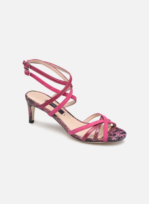 Sandalen Parallèle Inaga C rosa detaillierte ansicht/modell