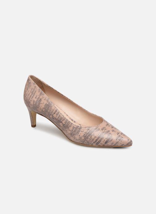 Zapatos de tacón Parallèle Nafta C Beige vista de detalle / par