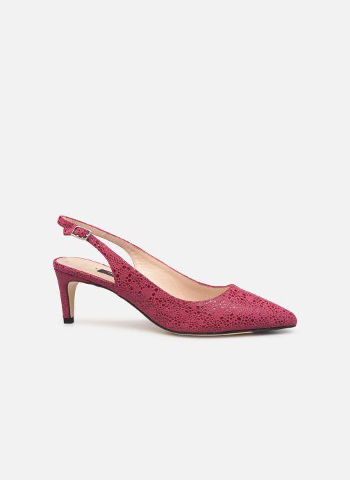 Zapatos de tacón Parallèle Nelsa C Rosa vistra trasera
