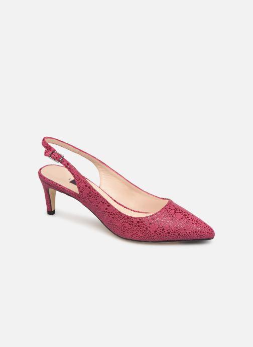 Zapatos de tacón Parallèle Nelsa C Rosa vista de detalle / par