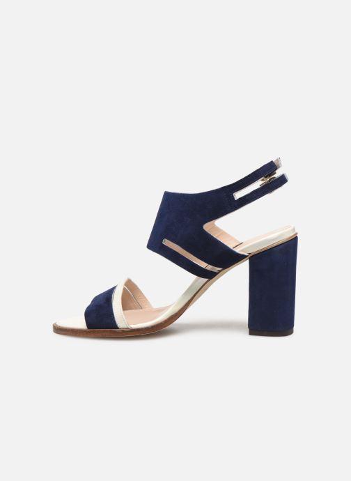 Zapatos de tacón Parallèle Walga C Azul vista de frente