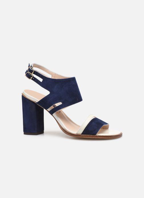 Zapatos de tacón Parallèle Walga C Azul vistra trasera