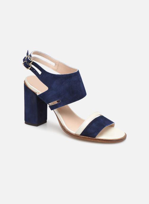 Zapatos de tacón Parallèle Walga C Azul vista de detalle / par