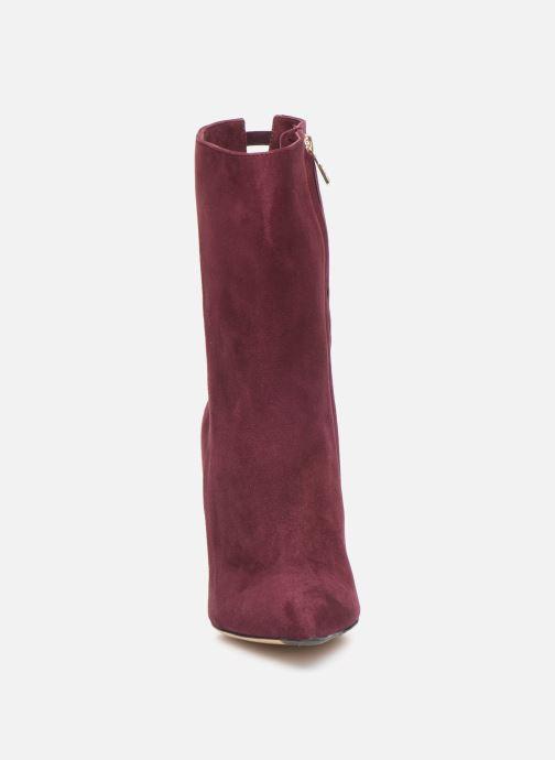 Bottines et boots Parallèle Zecco C Bordeaux vue portées chaussures