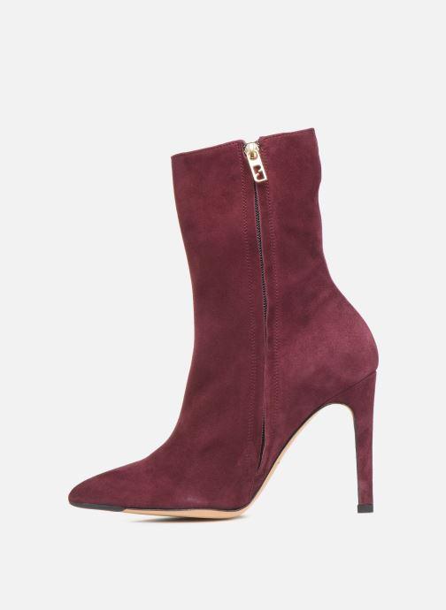 Bottines et boots Parallèle Zecco C Bordeaux vue face