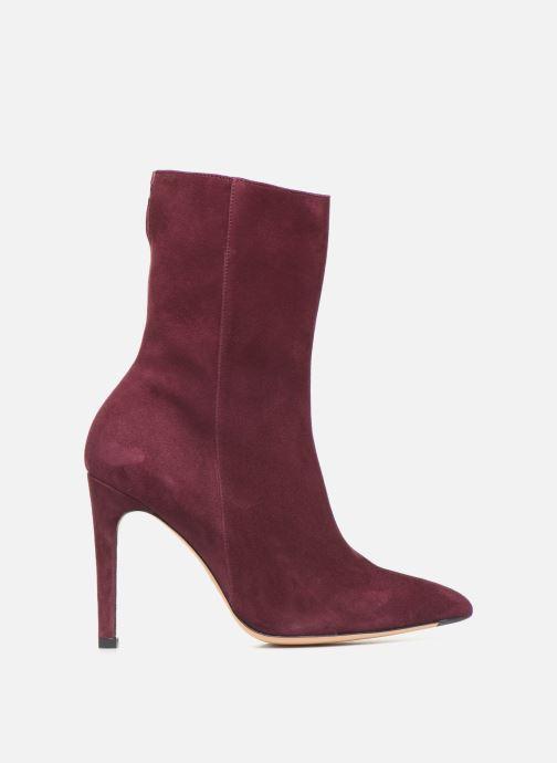 Bottines et boots Parallèle Zecco C Bordeaux vue derrière