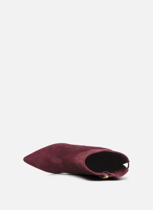 Bottines et boots Parallèle Zecco C Bordeaux vue gauche