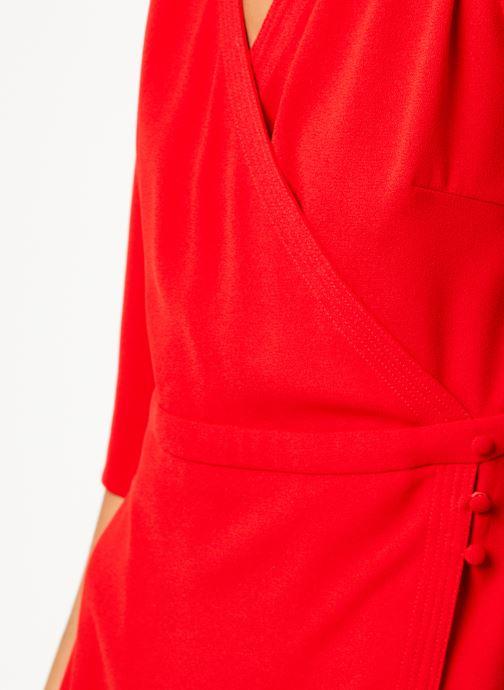 Vêtements Suncoo Robe Camilou Rouge vue face