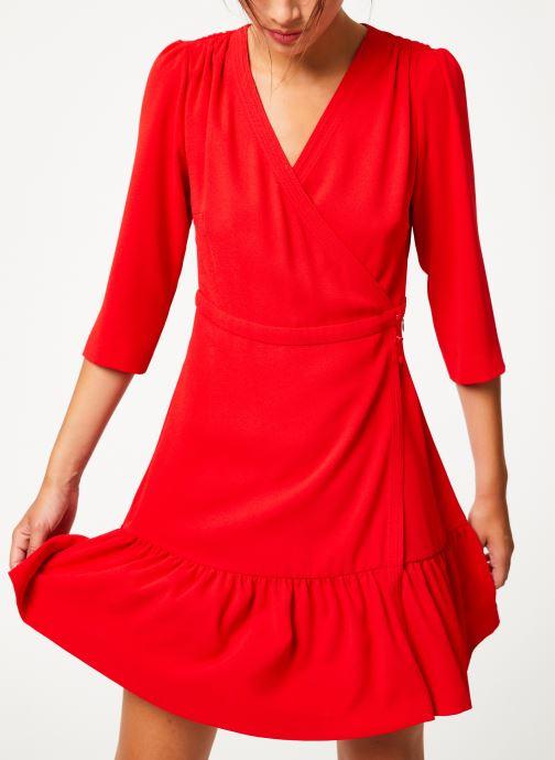 Vêtements Suncoo Robe Camilou Rouge vue détail/paire