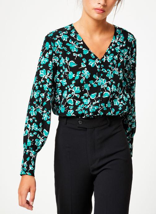 Vêtements Suncoo Chemise Lucie Vert vue droite
