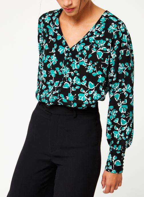 Vêtements Suncoo Chemise Lucie Vert vue détail/paire