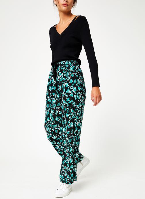 Vêtements Suncoo Pantalon Joe Vert vue bas / vue portée sac