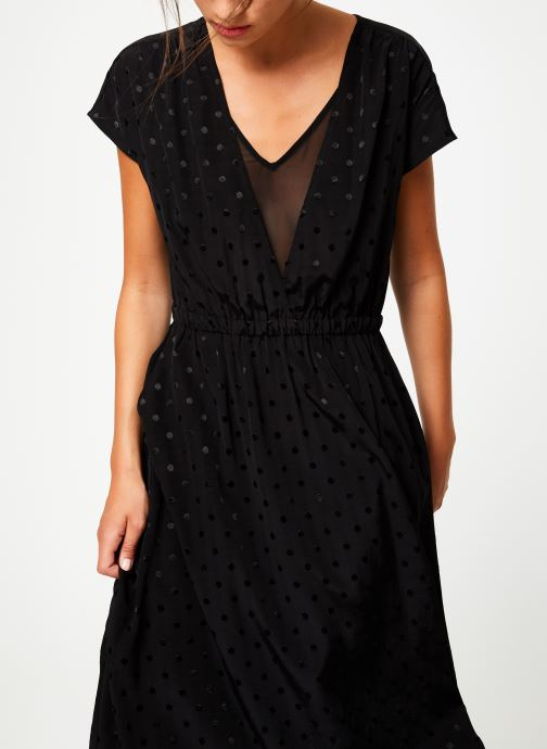 Vêtements Suncoo Robe Caly Noir vue droite