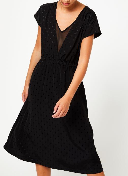 Vêtements Suncoo Robe Caly Noir vue détail/paire