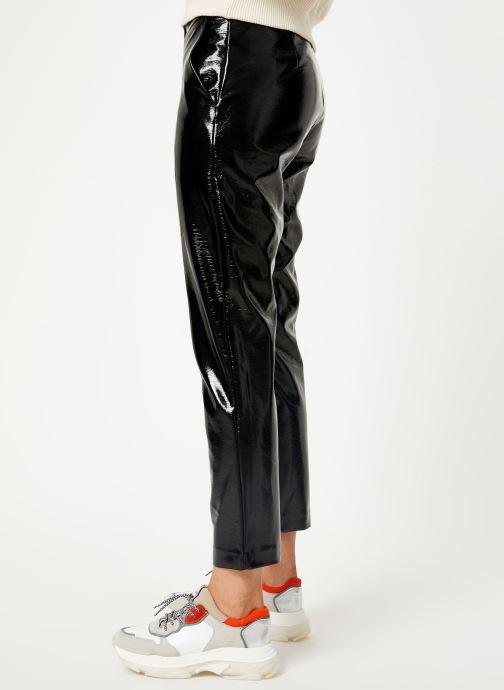 Kleding Suncoo Pantalon Julie Zwart model